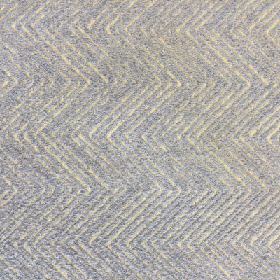 """Bogart in Periwinkle   Raise Chevron Microfiber in Blue   Upholstery Fabric   Regal Fabrics Brand   54"""" Wide   By the Yard"""