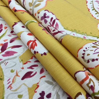 """Tonal Touch in Marigold 