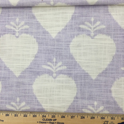 """PB Heart in Lavender 