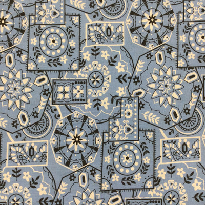 100% Quilting Cotton   By The Yard   44Inch Tall  1011