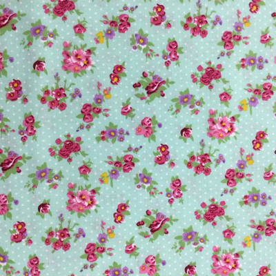 100% Cotton Quilting Fabric.   44 Wide By The Yard 1010