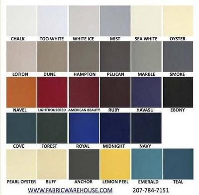 Seaquest Smoke Gray Marine Vinyl Upholstery Fabric