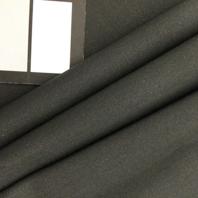 """Charcoal Grey Cotton Canvas 