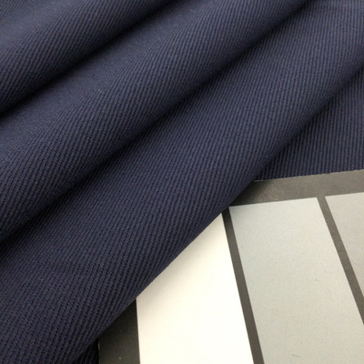 """Navy Blue   Cotton Twill Fabric   Slipcovers / Bedding / Apparel   54"""" Wide   By the Yard"""