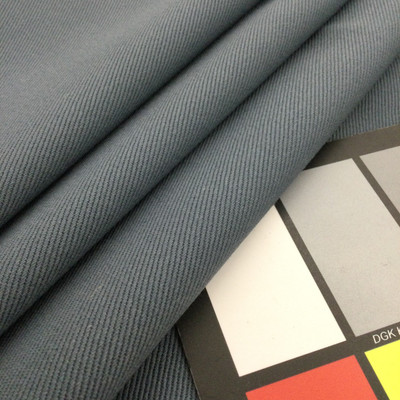 """Dark Blue-Grey   Cotton Twill Fabric   Apparel / Slipcovers / Bedding   54"""" Wide   By the Yard"""