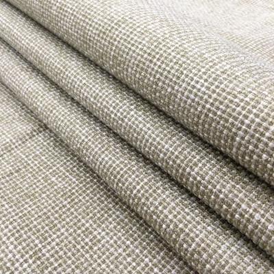 "Noho in Khaki | Beige Basketweave | Heavyweight Upholstery Fabric | Richloom | 54"" Wide | By the Yard"