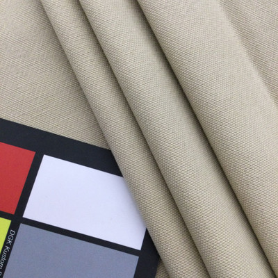 """Khaki Cotton Canvas 