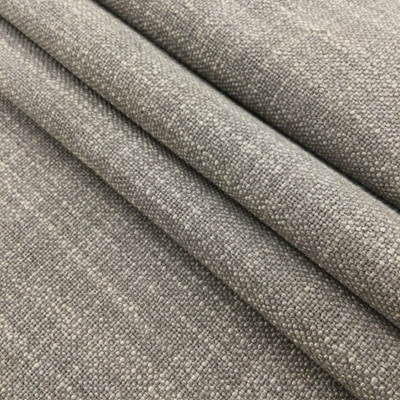 """Semisolid Grey   Linen Like Fabric   Slipcovers / Drapery / Upholstery   54"""" Wide   By the Yard"""