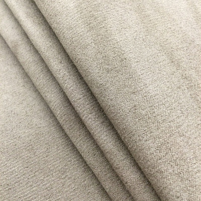 """Montana in Doe   Solid Taupe Brown Micro Suede   Upholstery Fabric   54"""" Wide   By the Yard"""