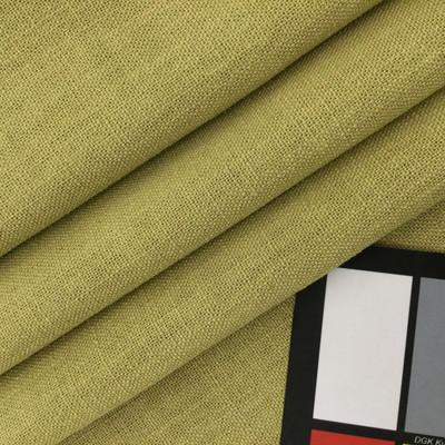 "Sensu in Grapefruit | Solid Green Linen Like Fabric | Slipcovers / Drapery | Richloom | 54"" Wide | By the Yard"