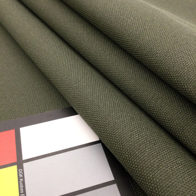 """Solid Forest Green   Upholstery / Slipcover Fabric   54"""" Wide   By the Yard   Durable"""