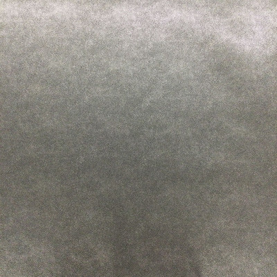 """Silver Micro Dots on Grey   Upholstery Vinyl Fabric   54"""" Wide   By the Yard"""