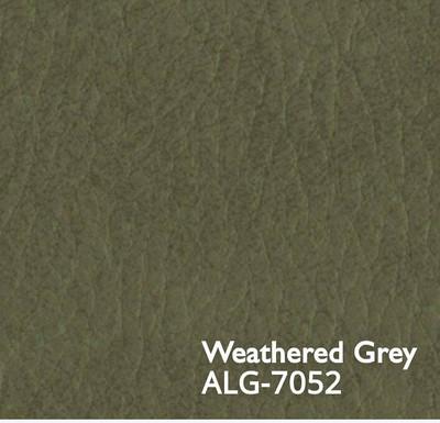 "Allegro Weathered Gray Marine Vinyl   Softside Marine Vinyl Fabric   54""W   BTY"