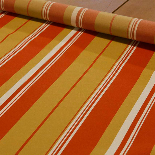 Outdura Indoor Outdoor Upholstery Fabric by The Yard ~ Wisper Antique
