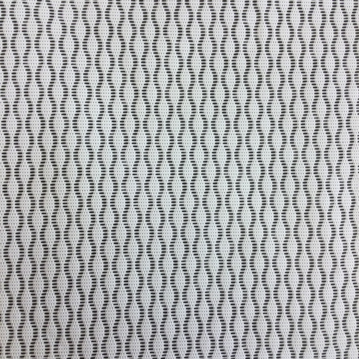 "65"" wide Black & White Upholstery Fabric"