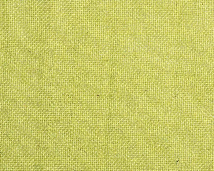"""LIME GREEN   Light Weight Jute Decorative Crafting Burlap Fabric   BTY   60""""W"""
