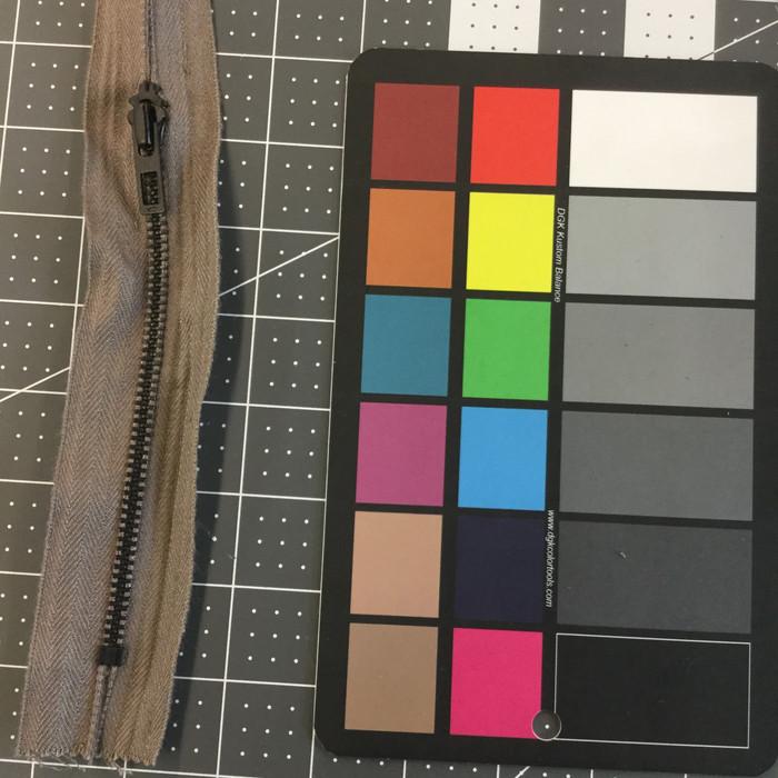 "6.5"" Metal Zipper | Foliage Green  | YKK Brand | Military | Bags / Pockets"
