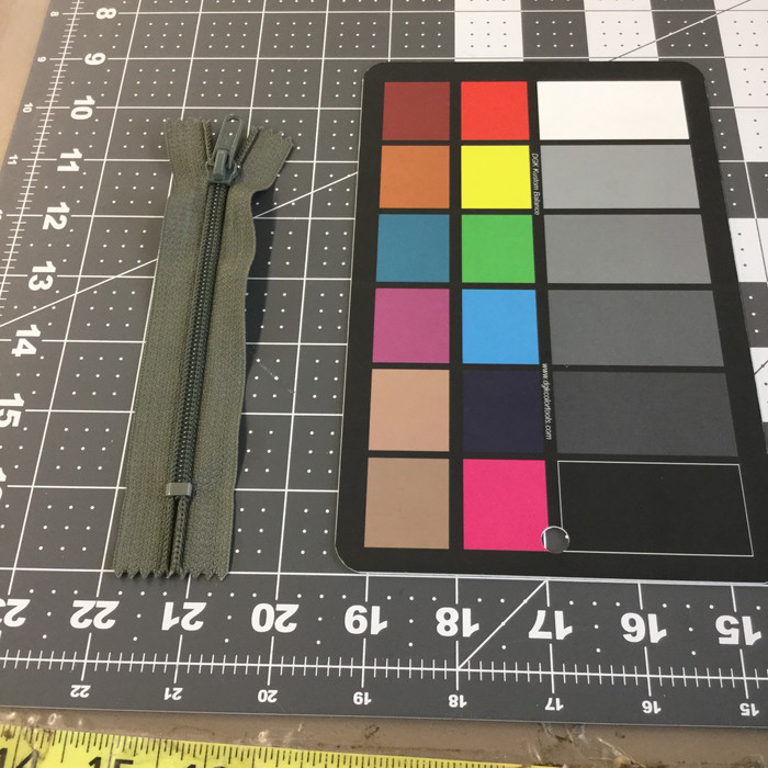 "5"" Coil Zipper 