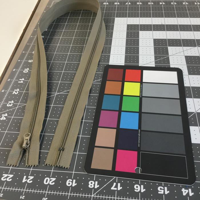 "31.5"" Coil Zipper  | Foliage Green  | YKK Brand | Bags"