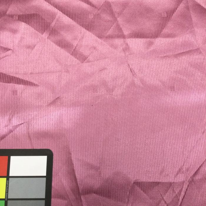 Blush Striped Satin
