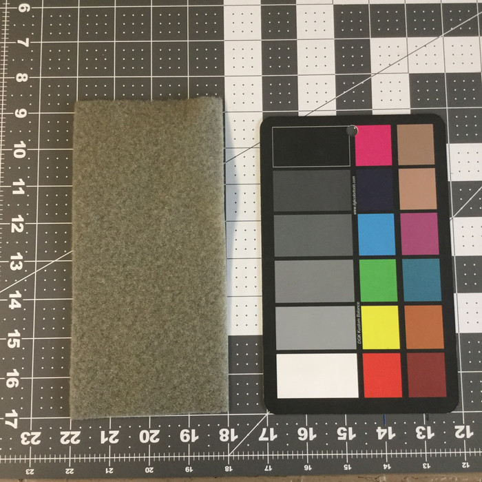 "4"" Velcro Brand LOOP   Foliage Green   Sew-on Fastener"