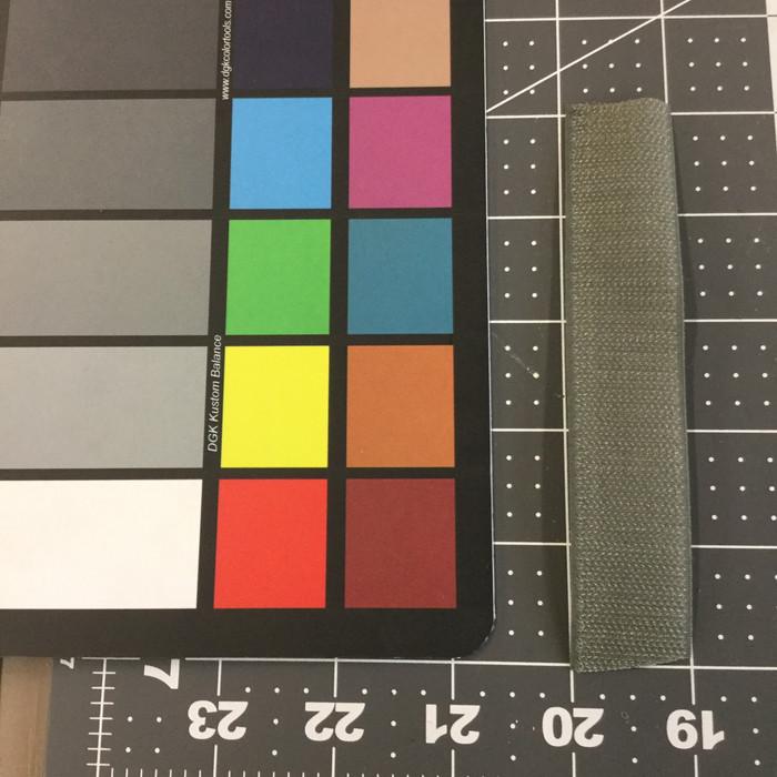 "1"" Velcro Brand HOOK | Foliage Green | Sew-on Fastener"