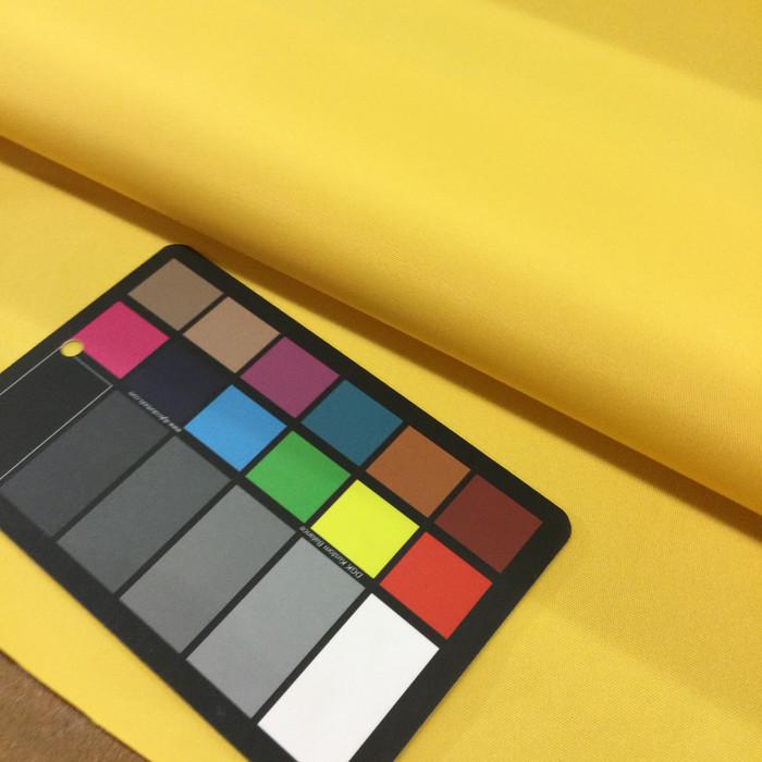 "3.8 Yard Piece of Indoor / Outdoor Upholstery Fabric | Yellow | 54"" Wide"