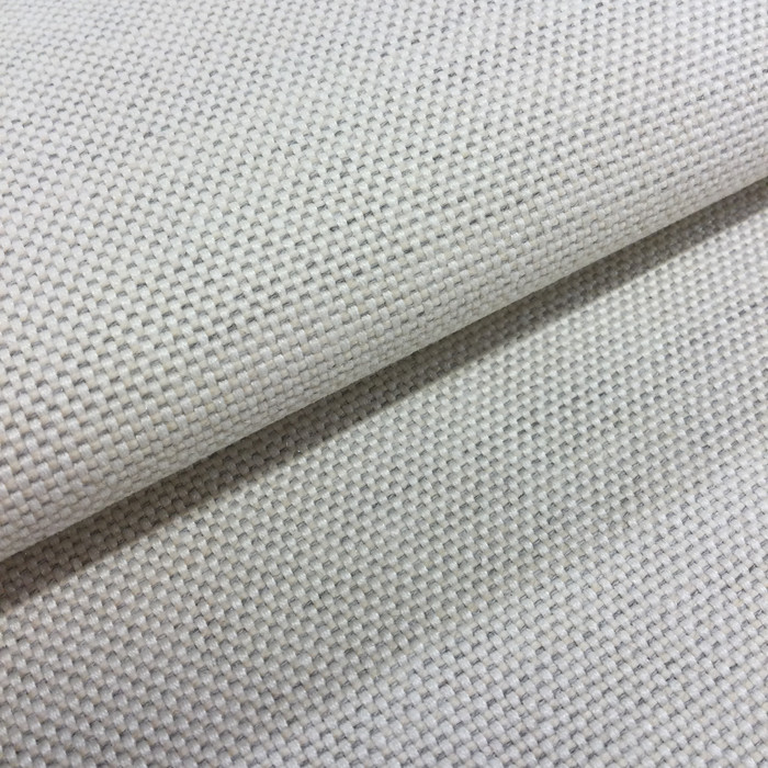 "4.8 Yard Piece of Indoor / Outdoor Upholstery Fabric | Off White | 54"" Wide"