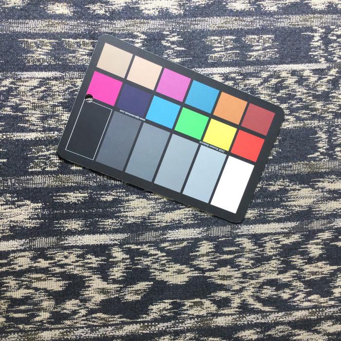 "3.05 Yard Piece of Upholstery Fabric | Ikat Stripes Dark Gray / Beige | 54"" Wide"