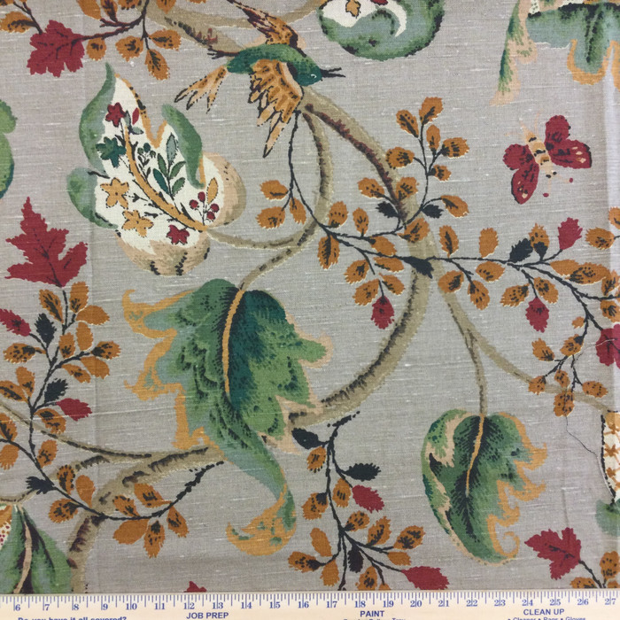 """4.8 Yard Piece of Home Decor Fabric 