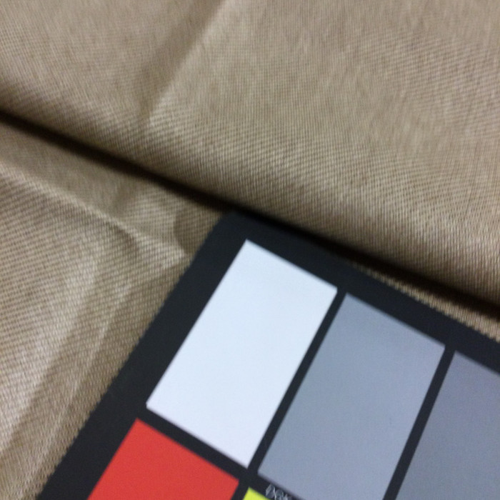 "3.8 Yard Piece of Upholstery Fabric | Beige Twill | 54"" Wide"