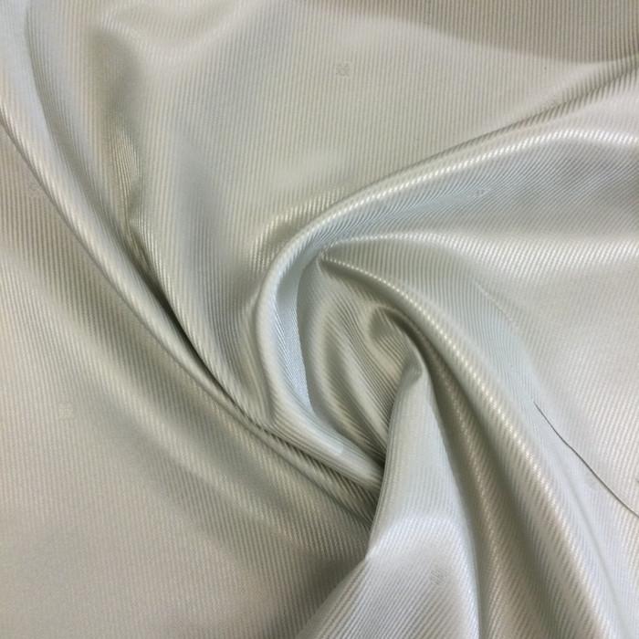 "4.8 Yard Piece of Drapery Fabric | Sage Green Subtle Stripes  | 54"" Wide"