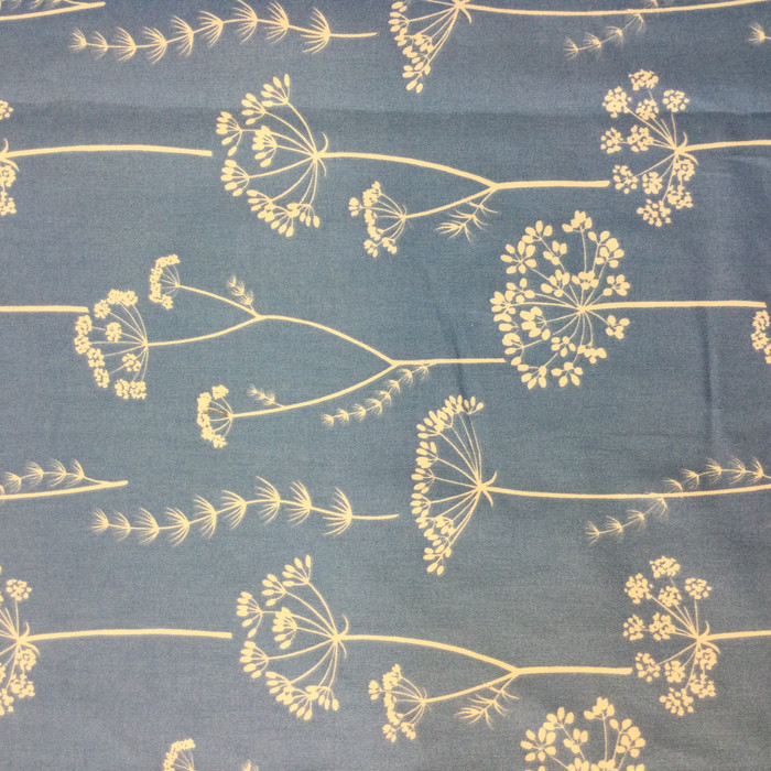 """Waverly Simplicity Blue / White 