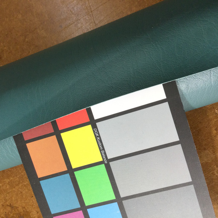 """1.8 Yard Piece of Faux Leather Vinyl 