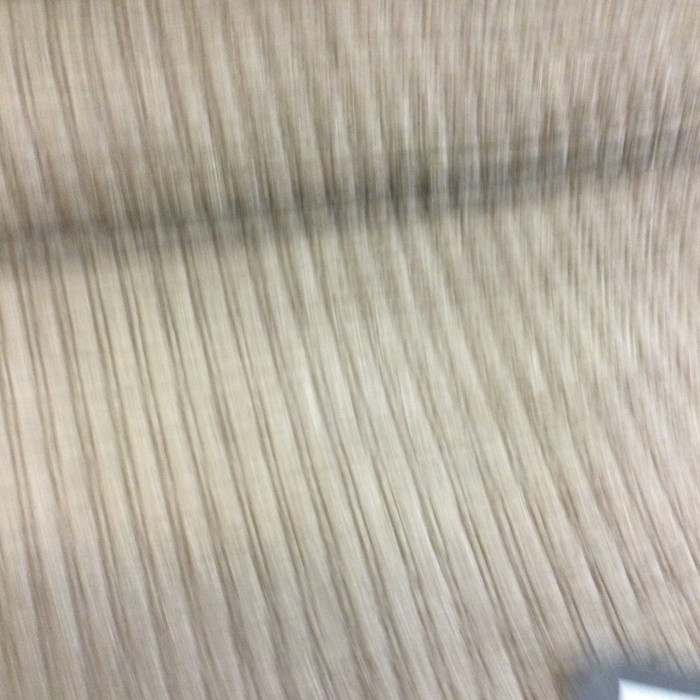 "4.05 Yard Piece of Upholstery Fabric | Taupe Chenille | 54"" Wide"