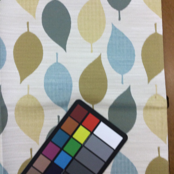 """Delray Sea   Blue / Green   Upholstery Fabric   Regal Fabrics   54"""" Wide   By the Yard"""