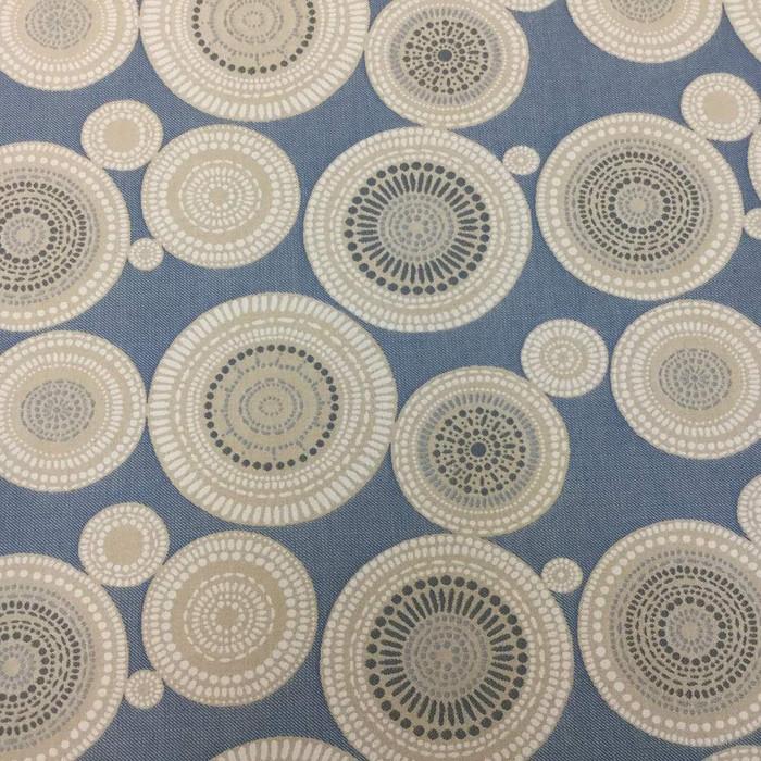 3.8 Yard Piece of Sunbrella Tasmania Riverside | Furniture Weight Fabric |54| BTY | 45764-0004