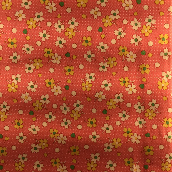 1.8 Yard Piece of PATTERN   COLORS   100% Cotton Quilting Fabric   44 Wide   Covid Mask Material 1125