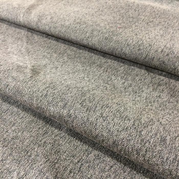 """Mottled Gray with Black Microfiber 