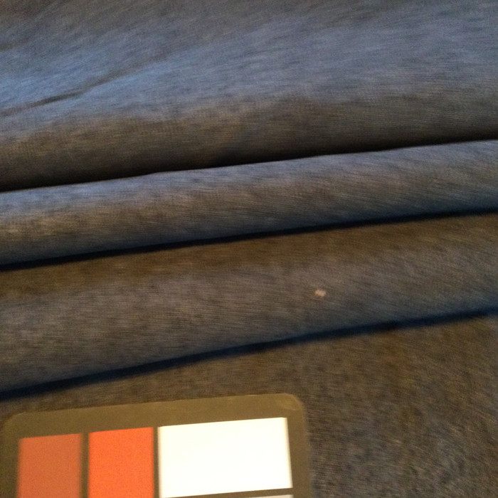 """Mottled Dark Gray / Taupe Microfiber   Syracuse by Richloom   Upholstery Fabric   54"""" Wide   By the Yard"""