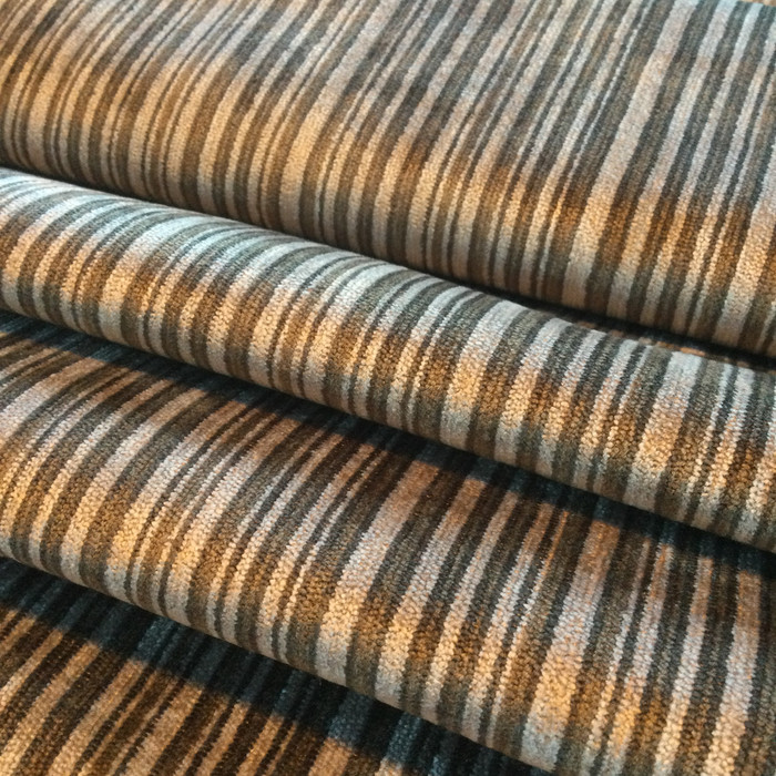 """Stripes in Gray and Taupe 