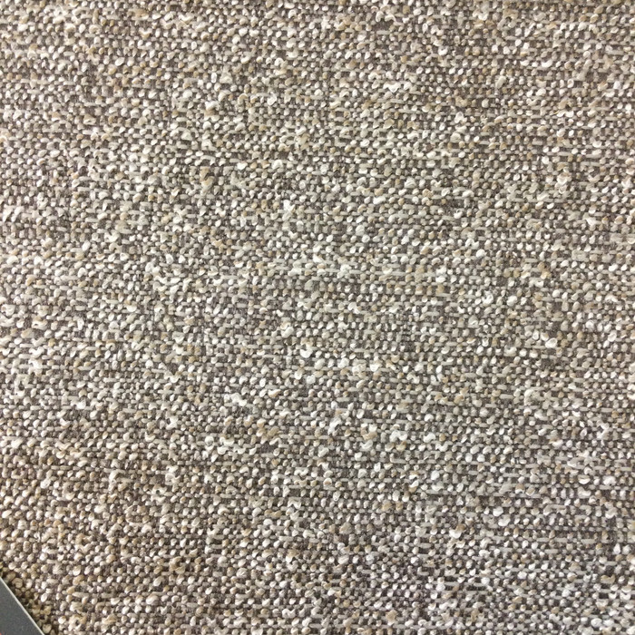 7 Yard Piece of Taupe / Beige Boucle Weave