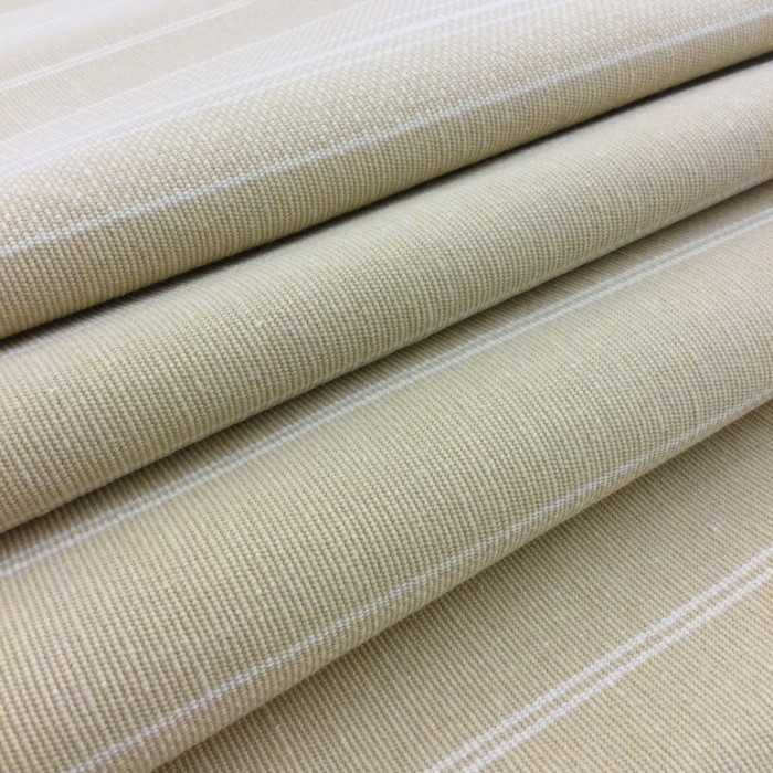 BROMLEY In Color ECRU Heavy Weight Upholstery Fabric