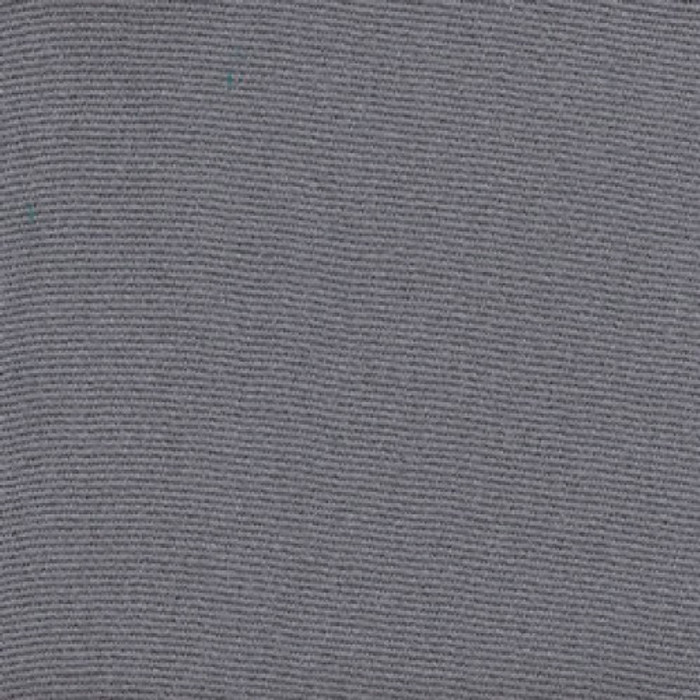 "1.25 Yard Piece of Charcoal Grey Sunbrella Awning & Marine Fabric 60"" 6044-0000 -"