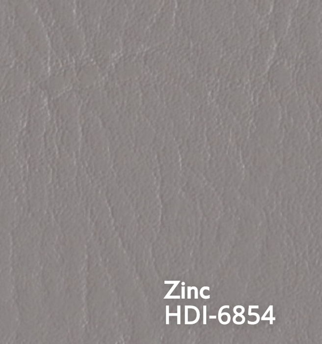 "0.875 Yard Piece of Heidi Soft Zinc | Spradling Softside Marine Vinyl Fabric | 54""W 