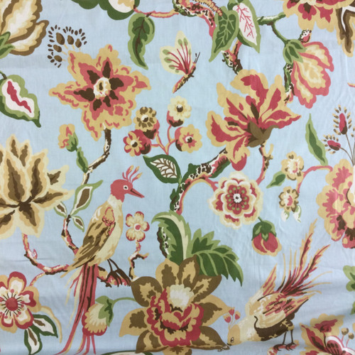 NEW-Silky Drapery Fabric or Lining Remnant-BlueGreen Solid-1.5yds by 54in  Home Decor  Pillows  Crafts  Sewing #51