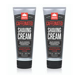 Caffeinated Shaving Cream (7oz)