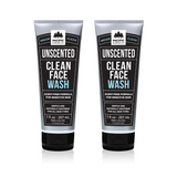 Clean (Unscented) Face Wash (7oz)