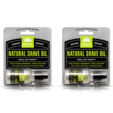 Natural Shaving Oil (1/2oz)