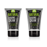 Natural Shaving Cream (3.4oz)